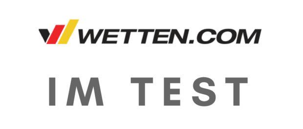 Wettanbieter Test wetten.com