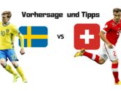 Schweden vs. Schweiz
