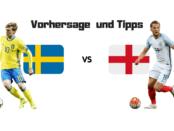 Schweden vs. England WM 2018