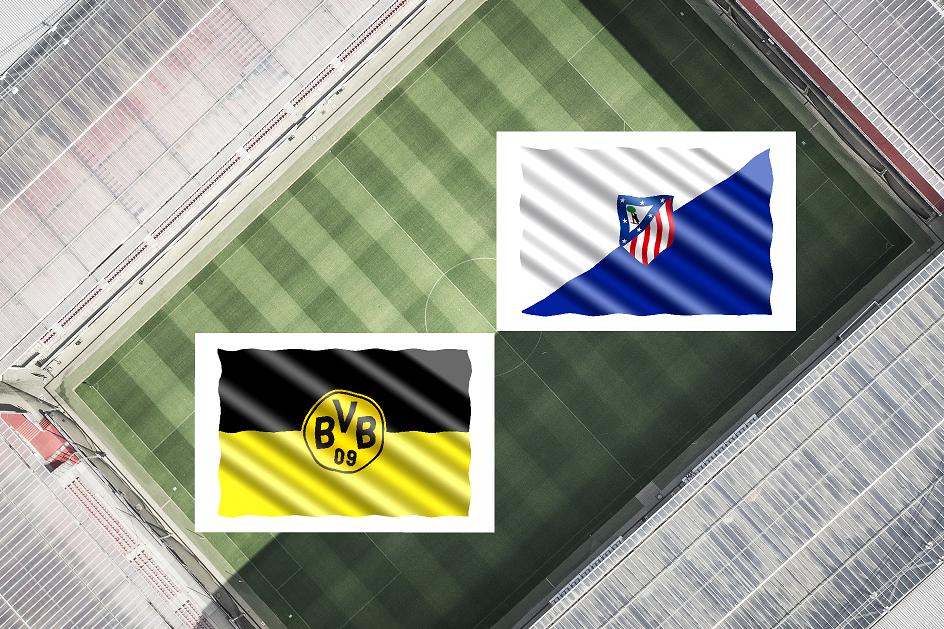 Dortmund Vs Atletico
