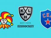 Jokerit Helsinki vs. SKA St. Petersburg