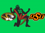 Missouri Tigers vs Oklahoma State