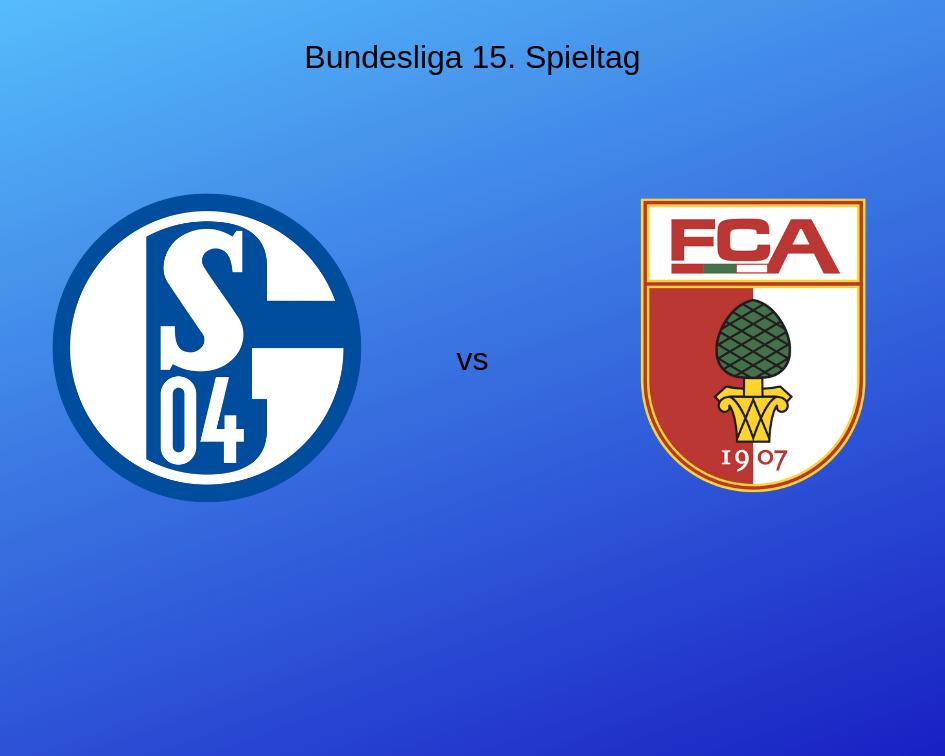 Augsburg Schalke Tipp