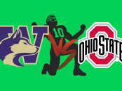 Washington Huskies vs Ohio State Buckeyes