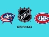 Columbus Blue Jackets vs Montreal Canadiens