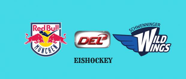 EHC München vs Schwenninger Wild Wings