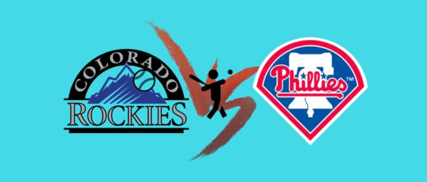 MLB Tipps Rockies vs Phillies