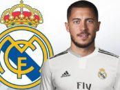Hazard von Chelsea zu Madrid