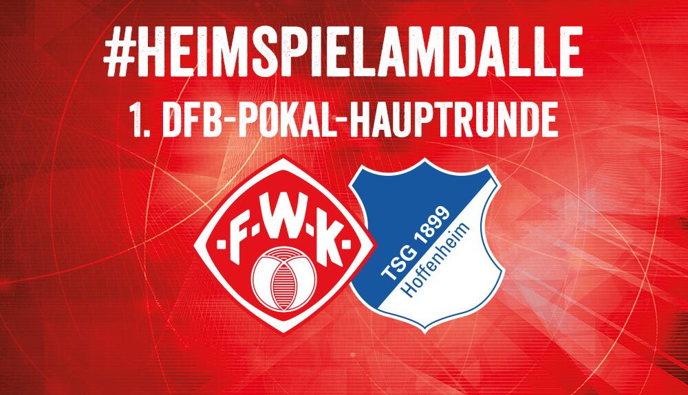 WГјrzburger Kickers Dfb Pokal
