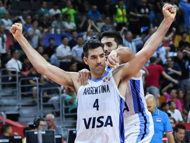 Weltmeisterschaft Basketball