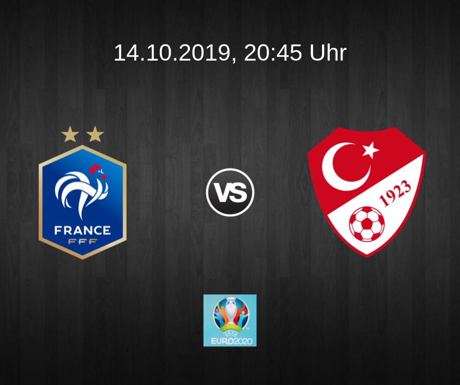 Frankreich Vs Türkei