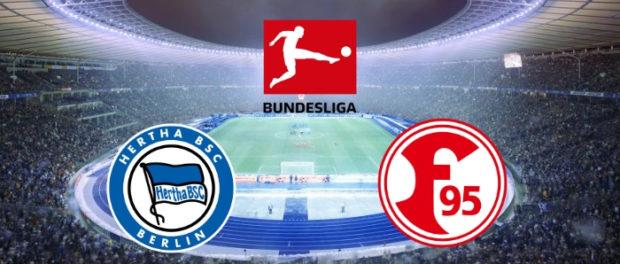 Bundesliga Wett Tipp Hertha Bsc Berlin Vs Fortuna Dusseldorf