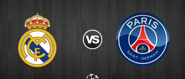 Champions League Wett Tipp Real Madrid Vs Paris Sg