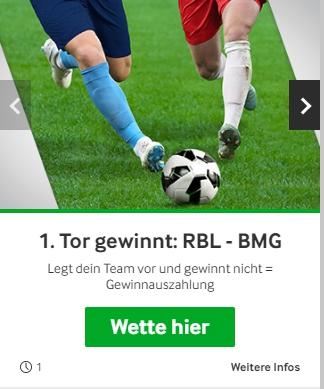 Betway Promotion zum Topspiel Leipzig - M'gladbach